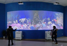 Мультимедийный музей Ertis в Павлодаре сможет вместить до 600 посетителей