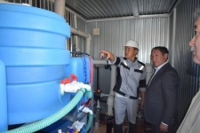 Жителей еще двух сел Экибастуза обеспечили питьевой водой