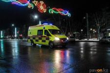 Врачи павлодарской скорой спасли мужчину в состоянии клинической смерти, который отравился неизвестным веществом