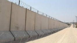 Турция начала строить стену на границе с Ираном