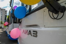 Ко Дню города в Павлодаре появились новые автобусы