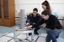 Двух роботов изготовили студенты ПГУ