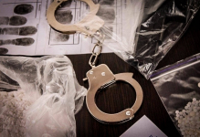 Особо крупную партию наркотиков задержали павлодарские полицейские