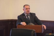 Служить, а не работать призвал молодежь уполномоченный по этике Павлодарской области