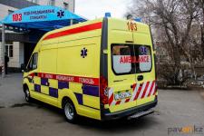 265 тысяч вызовов обслужили медики скорой помощи Прииртышья