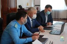 Аким Павлодара ответил на вопросы жильцов двух закрытых на карантин подъездов