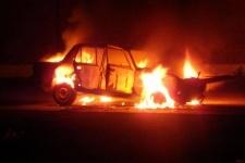 Павлодарская область по сгоревшим авто занимает 10 место