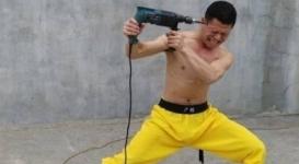 Шаолиньский монах показал шокирующие трюки