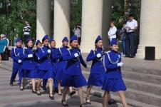 Во дворце школьников прошел слет юных инспекторов дорожного движения