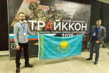 Необычное мобильное приложение казахстанцы презентовали в Москве
