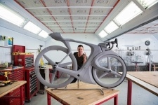 fUCI: концептуальный велосипед Роберта Эггера (Robert Egger)