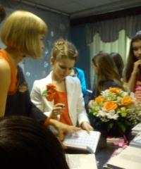Десятилетняя девочка из Омска стала писательницей.