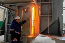 На заводе по прокалке нефтяного кокса планируют установить третью печь