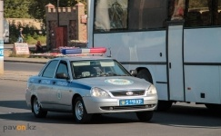 За восемь месяцев 2016 года на дорогах Павлодарской области погибло 12 человек