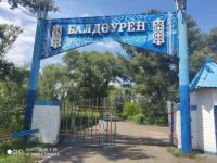 Проверяющие указали на плохое качество дороги на территории одного из детских лагерей в Павлодаре