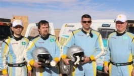 Казахстанцы вошли в шестерку лучших на пятом этапе ралли-рейда «Africa eco Race»