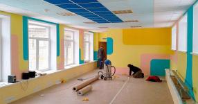Павлодарский подрядчик отремонтировал школу в Кокшетау с опозданием и едва не оказался в черном списке