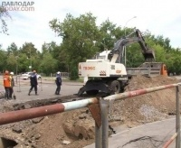 В Павлодаре 236 многоэтажек остаются без горячей воды