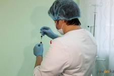 В феврале планируется провакцинировать больше девяти тысяч жителей Павлодарской области