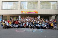 Лето веселого отдыха устроили для детей работников Аксуского завода ферросплавов