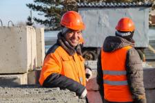 В Павлодаре безработных строителей ждет свыше 80 инфраструктурных проектов