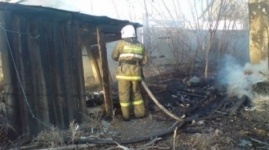 9-месячный мальчик получил сильные ожоги при пожаре в Павлодаре