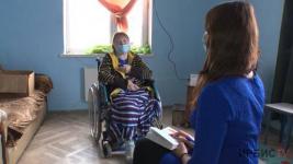 Павлодарка с инвалидностью оказалась в бедственном положении