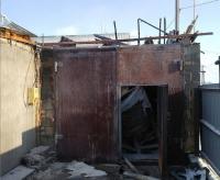 Семья погорельцев из села Павлодарское просит помощи
