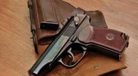 Солдат Нацгвардии украл пистолет у сослуживца в Павлодаре