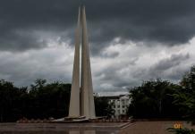 В Павлодаре объявлено штормовое предупреждение