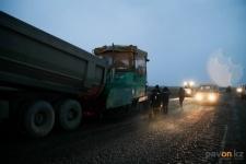 70 километров дорог отремонтировали за год в Железинском районе