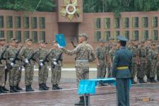 25 павлодарцев присягнули на верность Республике Казахстан