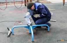В Павлодаре установят 23 новые детские площадки и отремонтируют старые