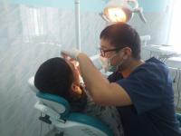 Сельчане стали лучше заботиться о состоянии зубов благодаря страховой медицине
