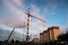 Объем строительных работ в Павлодарской области в прошлом году превысил 330 тысяч квадратных метров