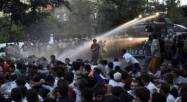 Участники митинга в Ереване начали расходиться по домам