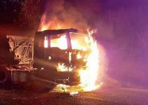 На выходных в Павлодарской области произошло два крупных пожара, в результате которых пострадали взрослые и дети