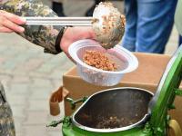 На 220 тенге увеличат размер продовольственного пайка казахстанским военным
