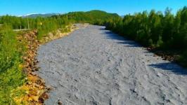 Павлодарские экологи не торопятся контролировать состояние воды в связи с аварийным сбросом стоков в Риддере