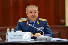 Министр МВД РК наградил павлодарских полицейских за спасение людей