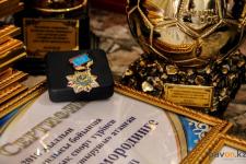 В Павлодаре наградили лучших тренеров и спортсменов