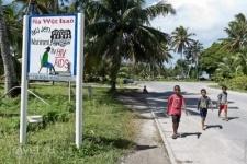 На Маршалловых островах разворачивается гуманитарная катастрофа
