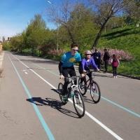 Велосипедистов ограничат в движении на набережной, в парках и скверах