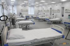 Инфекционный госпиталь, который сдали в эксплуатацию неделю назад, еще не принял первых пациентов