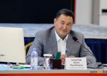 Булат Бакауов призвал павлодарских жасылелевцев принять участие в восстановлении Ворушинского парка
