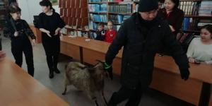 """""""У меня хобби такое"""": аким Теренколя рассказал, почему дарит коз и петухов"""