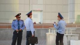 Большинство опрошенных казахстанцев недовольны работой полиции - Генпрокуратура