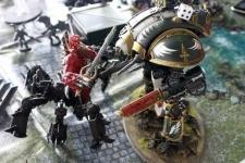 В Павлодаре пройдет турнир по настольной игре Warhammer 40 000