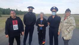 Целый день потратили полицейские и волонтеры на поиски павлодарки, которая ушла за грибами