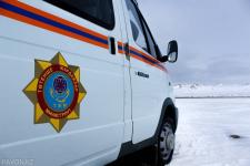 Пять человек едва не замерзли на павлодарской трассе
